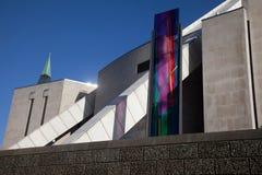 Metropolitaanse Kathedraal van Christus de Koning Royalty-vrije Stock Afbeeldingen