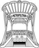 Metropolitain Stock Photos