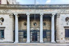 Metropolitan Bank - Havana, Cuba Stock Images