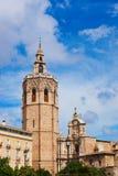 Metropolitan Basilica Cathedral - Valencia Spain Royalty Free Stock Image