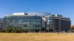 Metropolitan Business Centre Stock Photography