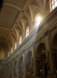 Metropolitan Cathedral of the Assumption of Virgin Mary in Palermo. Sicily, Italy. Stock Photography