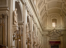 Metropolitan Cathedral of the Assumption of Virgin Mary in Palermo. Sicily, Italy. Stock Photo