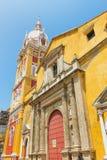Metropolitan Cathedral Basilica of Saint Catherine of Alexandri Stock Images
