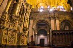 Metropolitan Cathedral, Buenos Aires, Argentina Stock Photography