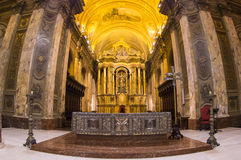Metropolitan Cathedral, Buenos Aires, Argentina Royalty Free Stock Image