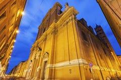 Metropolitan Cathedral di San Pietro Stock Photography