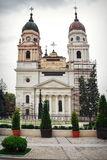 Orthodox church. Metropolitan Cathedral from Iasi, landmark attraction in Romania Stock Photo