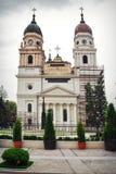 Metropolitan Cathedral from Iasi, Romania Stock Photo