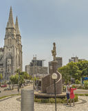 Metropolitan Cathedral Fortaleza Brazil Royalty Free Stock Photography