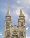 Metropolitan Cathedral Fortaleza Brazil Stock Photography