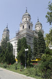 Metropolitan Cathedral, Iasi, Romania Royalty Free Stock Photo