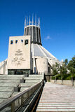 Metropolitan Cathedral Liverpool Stock Photos
