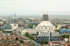 Metropolitan Cathedral in Liverpool Stock Photography