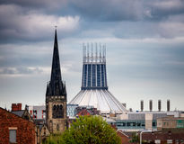 Metropolitan Cathedral Liverpool UK Royalty Free Stock Photo