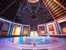 Metropolitan Cathedral in Liverpool Stock Images