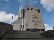 Metropolitan Cathedral in Liverpool Stock Image
