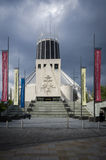 Metropolitan Cathedral, Liverpool, UK Royalty Free Stock Photo