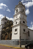 Metropolitan Cathedral, Old Town, Panama City Stock Photo