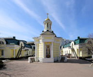 Metropolitan (holy hierarch) Philip's Church in the suburb Meschanskoy. Moscow, Russia Stock Photography