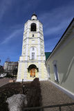 Metropolitan (holy hierarch) Philip's Church in the suburb Meschanskoy. Moscow, Russia Stock Images