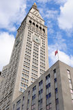 The Metropolitan Life Insurance Company Tower. In New York City was designed by Harvey Wiley Corbett. It was constructed in 1909 and designed after the Stock Photo