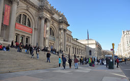 Metropolitan Museum of Art Stock Image