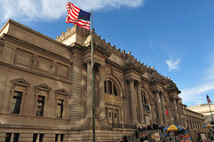 Metropolitan Museum of art Stock Images
