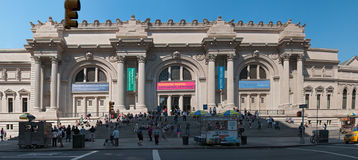 Metropolitan Museum of Art Royalty Free Stock Photo