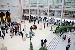 Metropolitan Museum of Art, May 15, 2011 in New Royalty Free Stock Image