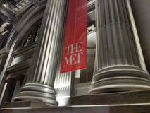 The Metropolitan Museum of Art, the Met, New York City, USA stock photography