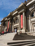 The Metropolitan Museum of Art, the Met, New York City, USA stock photo