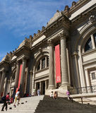 The Metropolitan Museum of Art, the Met, New York City, USA royalty free stock photos