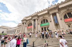 Metropolitan Museum of Art Royalty Free Stock Photos