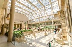 Metropolitan Museum of Art, New York City, USA Royalty Free Stock Photos