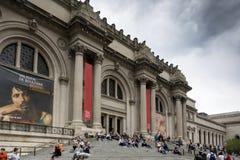 The Metropolitan Museum of Art in New York City Stock Photography