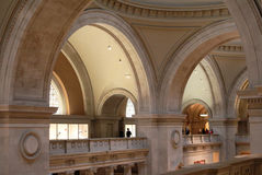 Metropolitan Museum of Art in New York Royalty Free Stock Images