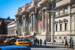 Metropolitan Museum of Art, New York Stock Photos