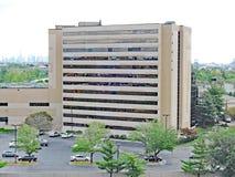 Metropolitan Office Building Stock Image