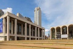 Metropolitan Opera, empresa de ópera baseada em New York City foto de stock royalty free