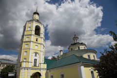 Metropolitan Philip's Church in Moscow Royalty Free Stock Photo