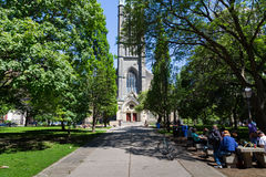 Metropolitan United Church Toronto Royalty Free Stock Image