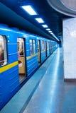 Metropolitana Fotografia Stock Libera da Diritti