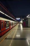 Metropolitana Fotografie Stock