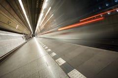 Metropolitana Immagine Stock Libera da Diritti