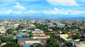 Metropolitana Cebu Fotografia Stock