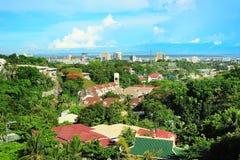 Metropolitana Cebu Immagine Stock Libera da Diritti