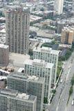 Metropolitana Chicago Immagini Stock Libere da Diritti