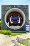 Metropolitana del monumento a Costantinopoli Immagini Stock Libere da Diritti
