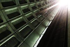 Metropolitana di CC Fotografie Stock Libere da Diritti